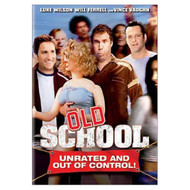 Old School Full Screen Unrated Edition On DVD With Luke Wilson - EE728067