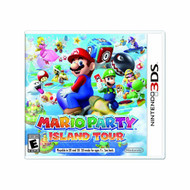 Mario Party: Island Tour Renewed For 3DS - ZZ728140