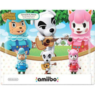 Animal Crossing Series 3-pack Amiibo Animal Crossing Series Renewed - ZZ728143