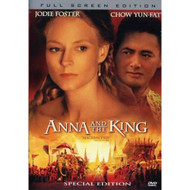Anna And The King On DVD With Jodie Foster Drama - EE728174