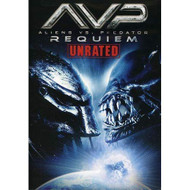 Avp: Aliens Vs Predator: Requiem Unrated Edition On DVD With Steven - EE728271