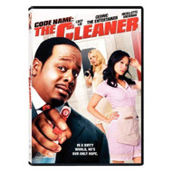 Code Name The Cleaner On DVD With Cedric Antonio Kyles Comedy - EE728280