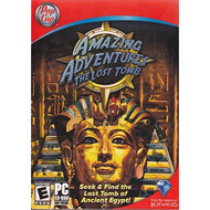 Amazing Adventures: The Lost Tomb PC Software - EE728332