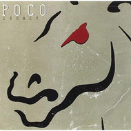 Legacy By Poco On Audio CD Album 1989 - EE728434
