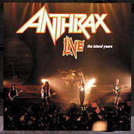 Live The Island Years By Anthrax On Audio CD Album 2004 - EE728451