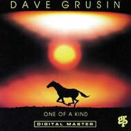 One Of A Kind By Dave Grusin On Audio CD Album 1989 - EE728456
