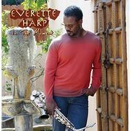 In The Moment By Everette Harp On Audio CD Album 2006 - EE728525