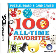 100 All-Time Favorites For Nintendo DS DSi 3DS 2DS Trivia - EE728556