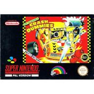 The Incredible Crash Dummies For Super Nintendo SNES - EE519787