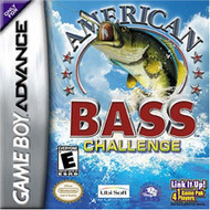American Bass Challenge For GBA Gameboy Advance - EE728581