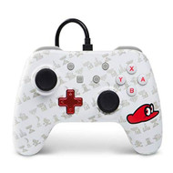 BD&A Mario Odyssey Wired Controller White For Nintendo Switch - EE728740