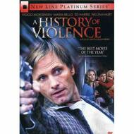 A History Of Violence New Line Platinum Series DVD On DVD With Viggo - EE728745