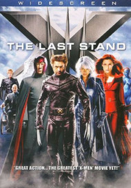 X-Men The Last Stand On DVD - EE728850