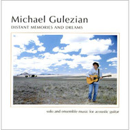 Distant Memories And Dreams By Michael Gulezian On Audio CD Album 1995 - EE728893