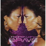 Brave W/dvd Dlx By Jennifer Lopez On Audio CD Album 2007 - EE729015