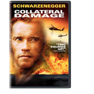 Collateral Damage Keepcase Packaging On DVD With Arnold Schwarzenegger - EE729158