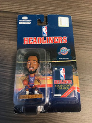 Headliners Karl Malone / Utah Jazz 3 Inch NBA Basketball Collector - EE729276