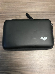 Nintendo XL Rubber Carrying Case For DS Black OCR801 - EE729308