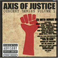 Axis Of Justice: Concert Series Volume 1 Bonus DVD On Audio CD Album 2 - EE729396