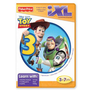Fisher Price Ixl Learning System Software Toy Story 3 - EE729412