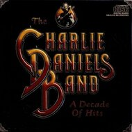 Decade Of Hits By Charlie Daniels On Audio CD Album 1990 - EE729442