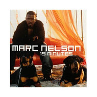 15 Minutes By Marc Nelson On Audio CD Album 1999 - EE729716