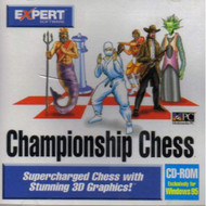 Championship Chess Supercharged Chess With Stunning 3D Graphics! - EE729732