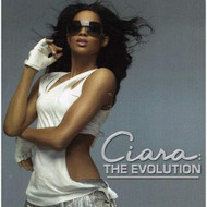 Evolution By Ciara On Audio CD Album 2007 - EE729865