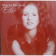 Echo By Marta Burton On Audio CD Album - EE729874