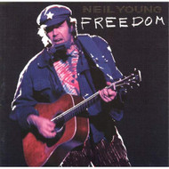 Freedom By Neil Young On Audio CD Album 1989 - EE729909
