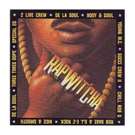 Rap Wit Cha Vol 1 On Audio CD Album - EE729976