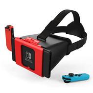 Ns Glasses VR Headset For Nintendo Switch Black Microphone Mic LGJ675 - EE730009