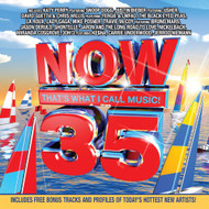 Now 35: That's What I Call Music By Various And Katy Perry And David - EE730274