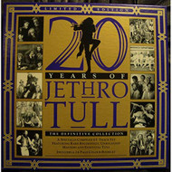 20 Years Of Jethro Tull: The Definitive Collection By Jethro Tull On - EE730332