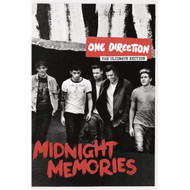 Midnight Memories Deluxe Version By One Direction On Audio CD Album - EE561167