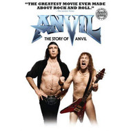 Anvil: The Story Of Anvil On DVD With Robb Reiner - EE730360
