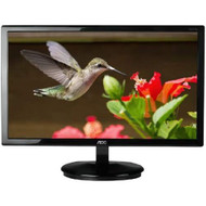 AOC E2343FK 23 Inch Widescreen LCD Monitor Black - EE730575