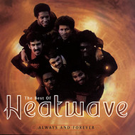 Always And Forever: The Best Of Heatwave By Heatwave On Audio CD Album - EE730588