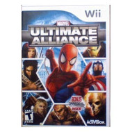 Marvel Ultimate Alliance For Wii and Wii U - EE730856