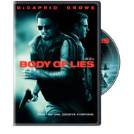 Body Of Lies On DVD With Russell Crowe Drama - EE730869