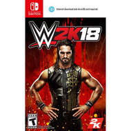 WWE 2K18 Nintendo Switch 2017 For Nintendo Switch Wrestling - EE730937