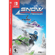 Snow Moto Racing Freedom /Switch For Nintendo Switch - EE730993
