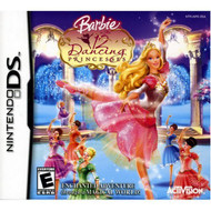 Barbie: 12 Dancing Princesses For Nintendo DS DSi 3DS 2DS - EE731005