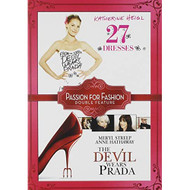 27 Dresses / Devil Wears Prada The Double Feature On DVD Comedy - EE731075