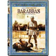 Barabbas On DVD With Anthony Quinn - EE731121
