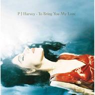 To Bring You My Love By Pj Harvey Performer On Audio CD Album 1995 - EE731591