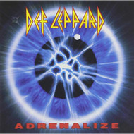 Adrenalize By Def Leppard On Audio CD Album 1992 - EE731701