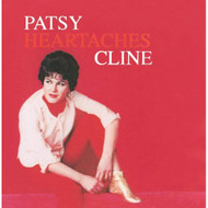 Heartaches By Patsy Cline On Audio CD Album 1997 - EE731891