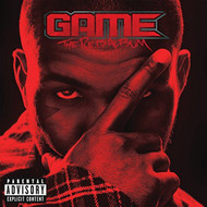 The Red Album Explicit By The Game On Audio CD 2011 - EE732008