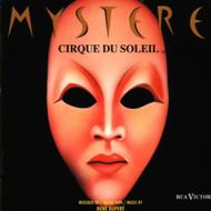 Mystere By Cirque Du Soleil On Audio CD Album 1994 - EE732017